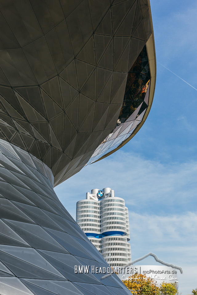 BMW Headquarters