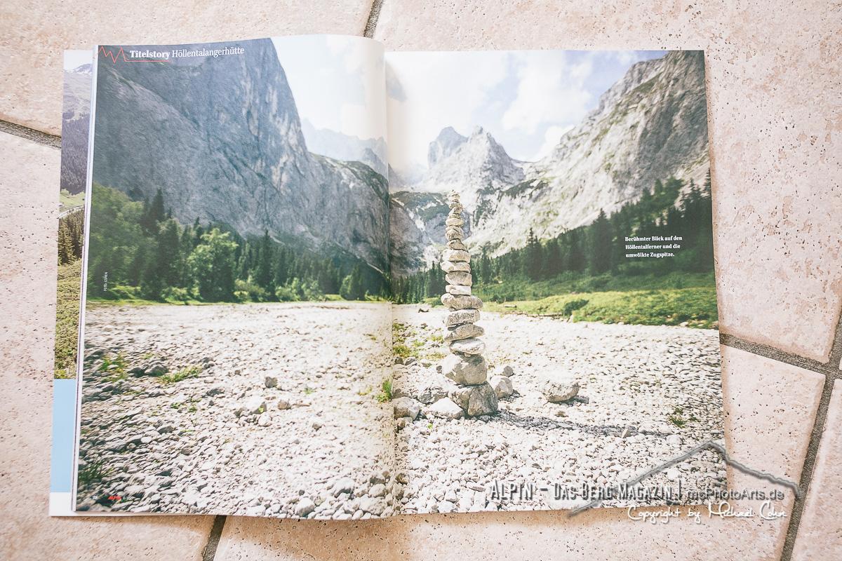 Was für eine Ehre für mich. In der August Ausgabe 2015 ist ein Bild von mir zu bestaunen. Hätte nie gedacht, das mal ein Bild in solch einem Magazin von mir veröffentlicht wird. Vielen Dank an die Redaktion von Alpin.