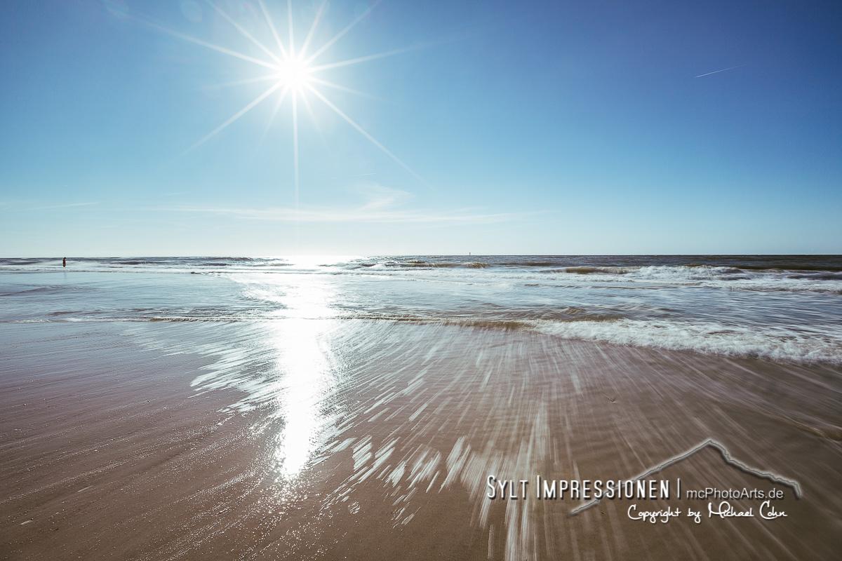 Sonne und Wasser